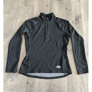 The North Face 1/2 Zip Long Sleeve Vaperwick